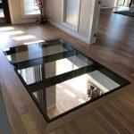 glass floor design