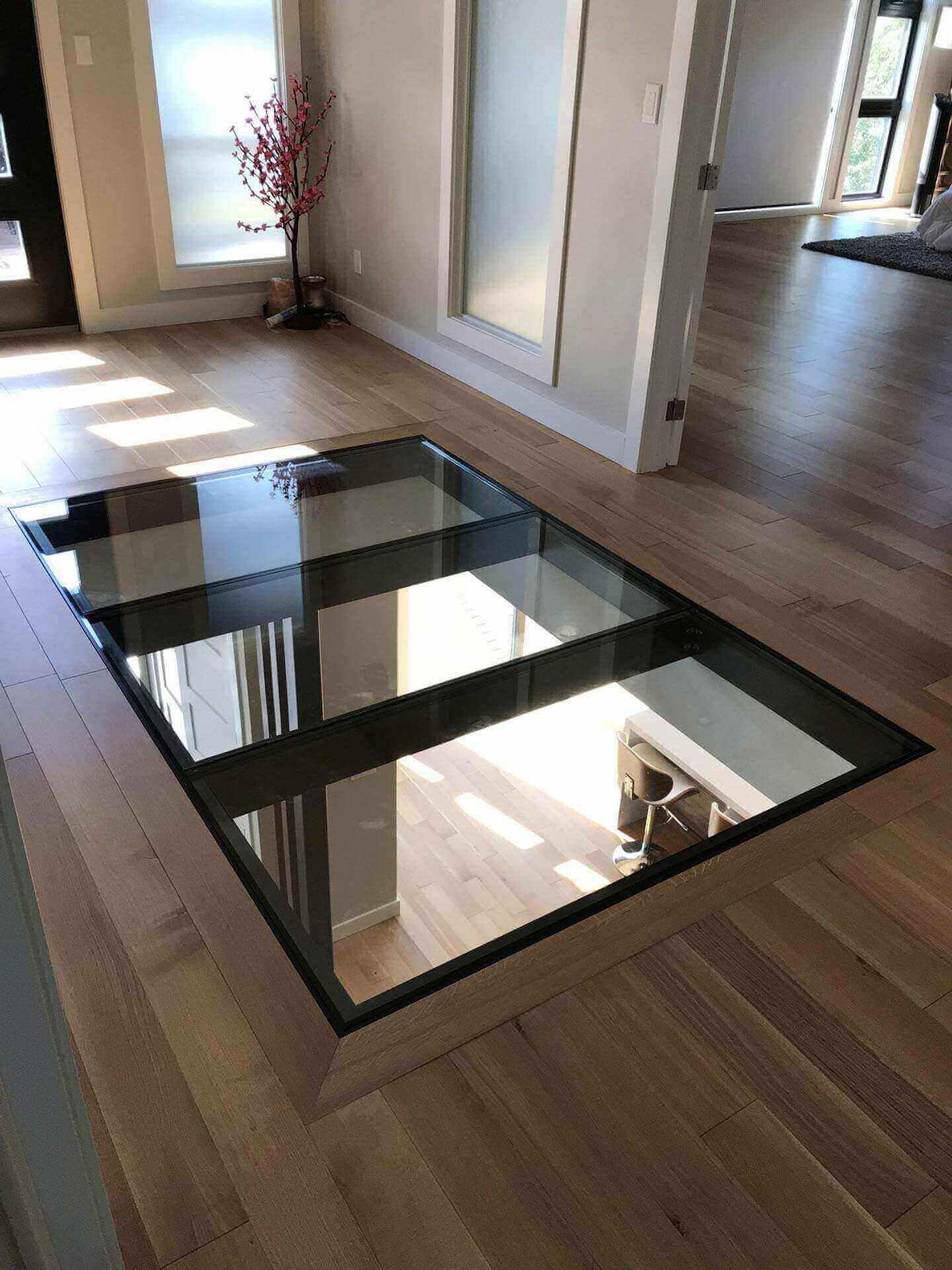 Interior Glass Floors Floor Design, Laminated Glass Flooring