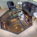 Interior Glass Floor - 676 Hollow Tree