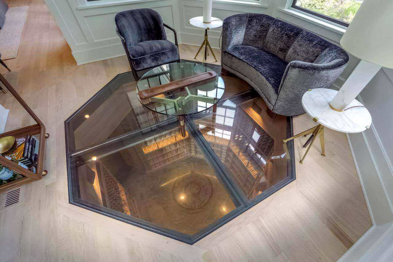 Interior Glass Floors - Glass Floor Design