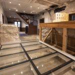 Interior Glass Floor Museum 3