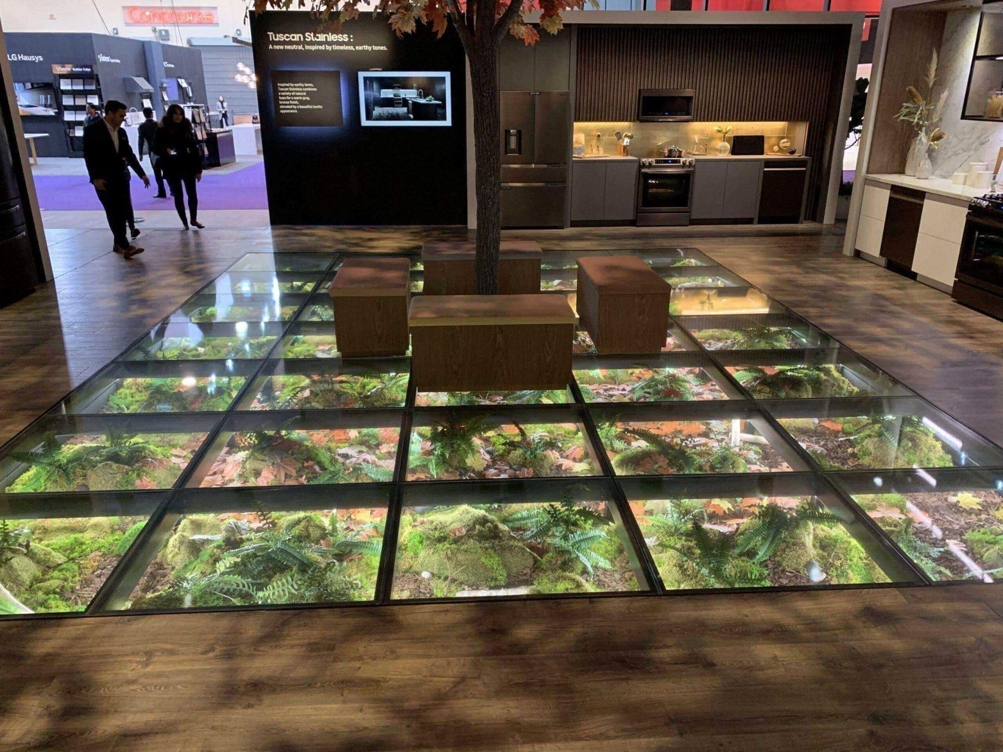 Interior Glass Floors - Glass Floor Design