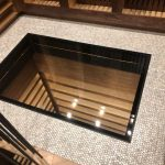 Interior Glass Floor - Wine Cellar 2