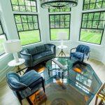 Interior Glass Floor over wine cellar 2 - 676 Hollow Tree