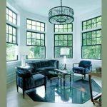 Interior Glass Floor over wine cellar 676 Hollow Tree