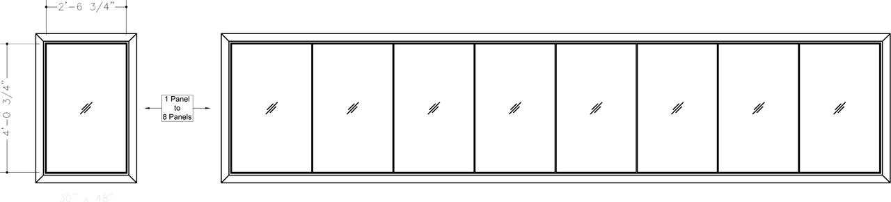 SkyFloor® Standard Unit – Model SS – 4.0